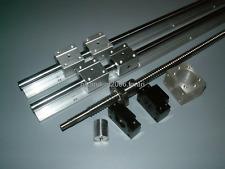 4 x MGN12--506 mm Miniature Linear Rail/& 2RM1204--570mm Ballscrew /&BF10//BK10 Kit