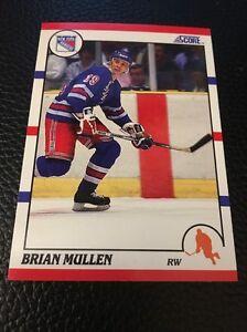 Brian-Mullen-Rangers-1990-1991-Score-84