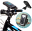 thumbnail 4 - 360-Waterproof-Bike-Bicycle-Mount-Holder-Phone-Case-Cover-Fit-For-Mobiles