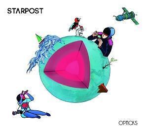 1 von 1 - CD Starpost - Opticks