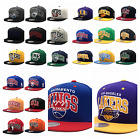 Mitchell & Ness Classic Team Arch Snapback Hats Vintage Era NFL NBA NHL New