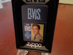 ELVIS-PRESLEY-GI-BLUES-ZIPPO-LIGHTER-MINT-IN-BOX