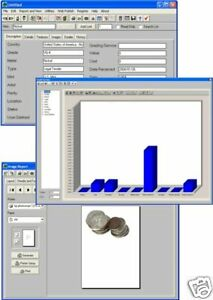 Numismatic-Coin-Medal-Paper-Money-Bank-Note-Treasury-Gold-Collecting-Software