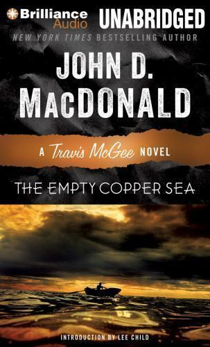 Travis Mcgee Mysteries: The Empty Copper Sea by John D. MacDonald (2013, CD)