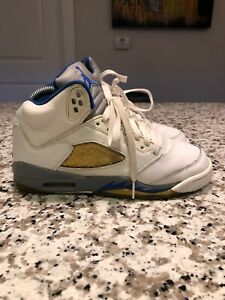 Nike-Air-Jordan-5-Retro-Stealth-Sz-4-5-134092-142