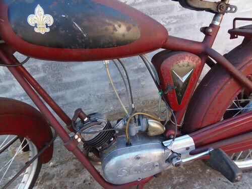 SCO Grande Sport - 3 gear