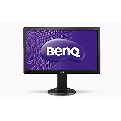 """BenQ BL2405HT 61 cm (24"""") Full-HD TFT mit Pivot Funktion"""