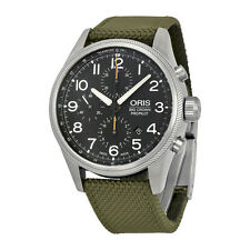Oris Big Crown ProPilot Chronograph Mens Watch 774-7699-4134GRFS
