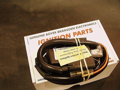 New Boyer - Bransden Dual Output Coil 6V__Norton Triumph BSA