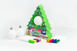TreeMendous Christmas Tree Ornament Decorating Kit for ...