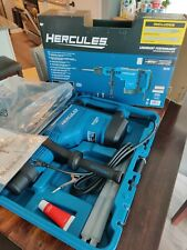 New Hercules 14 Amp 1 78 Sds Max Variable Speed Rotary Hammer Drill He35