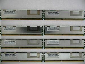 16gb Kit 8x2gb Hp Hewlett Packard Compaq 5300 Ecc Entièrement Tamponnée Mémoire Vaebklyn-07163546-749179118