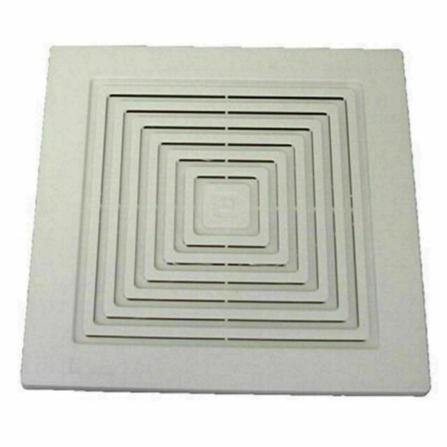 Bathroom Fan Cover Replacement Grill Vent Ventilation