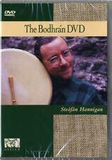 The Bodhran DVD Steafan Hannigan Learn How to Play Irish Hand Drum Tutor Tuition