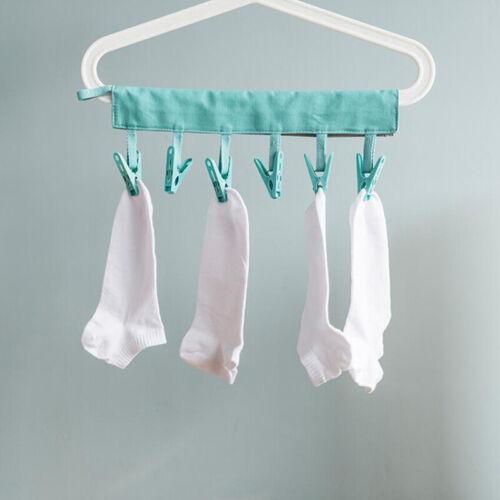 Multifunction Rack Clothes Socks Shirts Folding Hanging Laundry Drying Hanger S