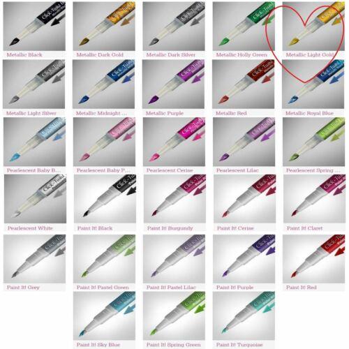 Click Twist Pen Rainbow Dust Paint It Food Art Edible Colour Paint