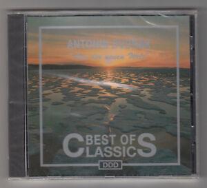 Antonin-Dvorak-Symphonie-n-9-Album-CD-audio-1991-Neuf-Cello