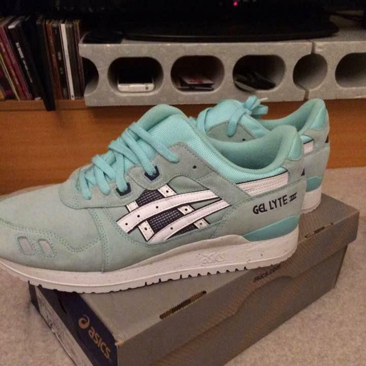 Gelrite III asics from japan (6253