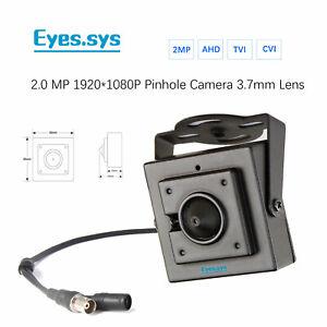 Überwachung Kamera Knopf versteckt Spion AHD DVI CVI 1080p Mikrofon Mini SONY