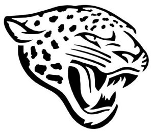 nfl jacksonville jaguars stencil free usa s h 6 x 6 inches