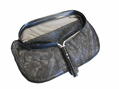 Free Shippi New Jed Pool tools Inc 40-386 Professional Deep Leaf Rake with Bag