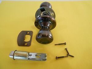 *RV BEDROOM BATHROOM PASSAGE DOOR KNOB