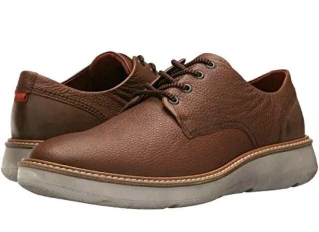 ECCO SCINAPSE HIGH Top Sneaker Men's Size 9 9.5 Gray