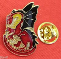 Chinese Dragon Lapel Hat Cap Tie Pin Badge Brooch Gift Souvenir