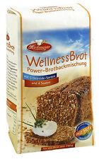 BIELMEIER / KÜCHENMEISTER Brotbackmischung Wellnessbrot Power / 15 Stück á 500 g