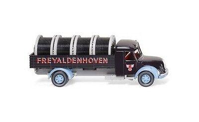 """#085507 - Wiking Branda-camion (magirus S 7500) """"freyaldenhoven"""" - 1:87-n"""" - 1:87 It-it Mostra Il Titolo Originale"""