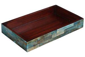 Handicrafts-Home-Verdigris-Ideal-Ottoman-Multipurpose-Serving-Decorative-Tray