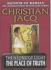 The Place of Truth (Stone of Light) By Christian Jacq. 9780671773762