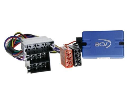 Multilead volant télécommande adaptateur pour KIA CEE /'D ab2007-2009 M Autonet Radio