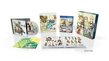 Atelier Shallie Plus Alchmists of the Dusk Sea (Limited Edition) (PS Vita)