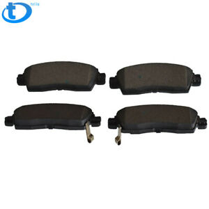 Rear-Brake-Pads-Fit-For-Chevrolet-Trailblazer-Gmc-Traverse-Acadia-Buick-US