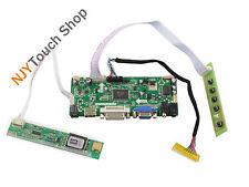 HDMI DVI VGA LCD LVDS Controller Board Work For QD14TL01 QD15TL01 QD15TL02