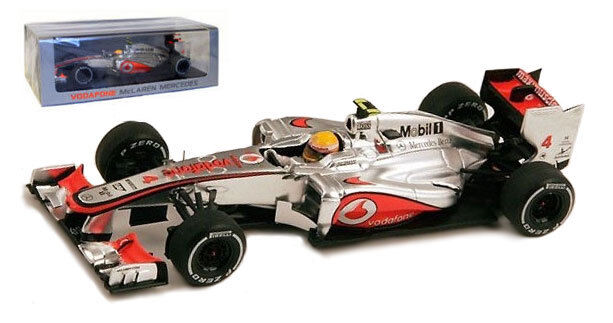 Spark S3047 McLaren Mercedes MP4-27 Winner  GP 2012 - Lewis Hamilton 1 43