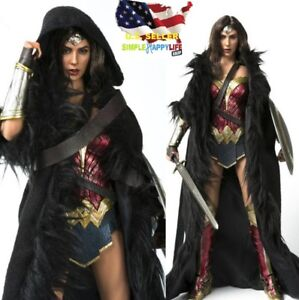 1-6-wonder-woman-long-fur-cloak-for-phicen-hot-toys-12-034-figure-US-IN-STOCK