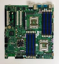 Supermicro X8DAi Motherboard Intel Xeon LGA1366 DDR3 E-ATX Gaming Desktop