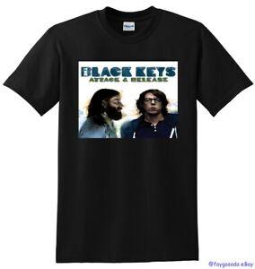 The Black Keys T Shirt Large
