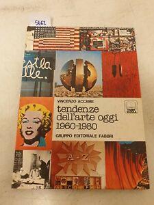 Vincenzo Accame tendenze dell'arte oggi 1960 - 1980