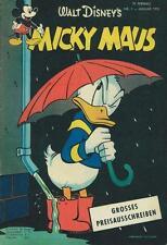 Micky Maus 1955/ 1 (Z1-), Ehapa