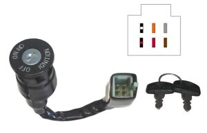 737420-Ignition-Switch-for-Suzuki-DR125-DR350-DR600-TS125X-6-wires-593220H