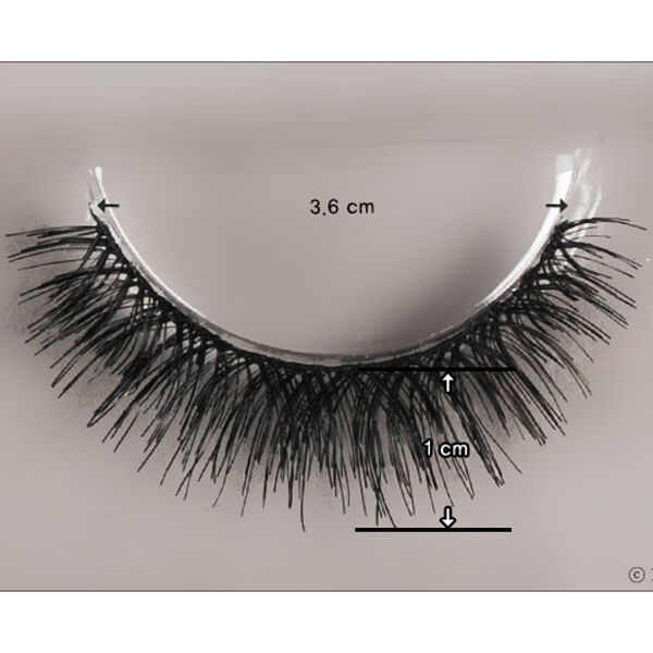 Dollmore Ooak Bjd Supplies Doll Eyelashes 36 10 Black Ebay