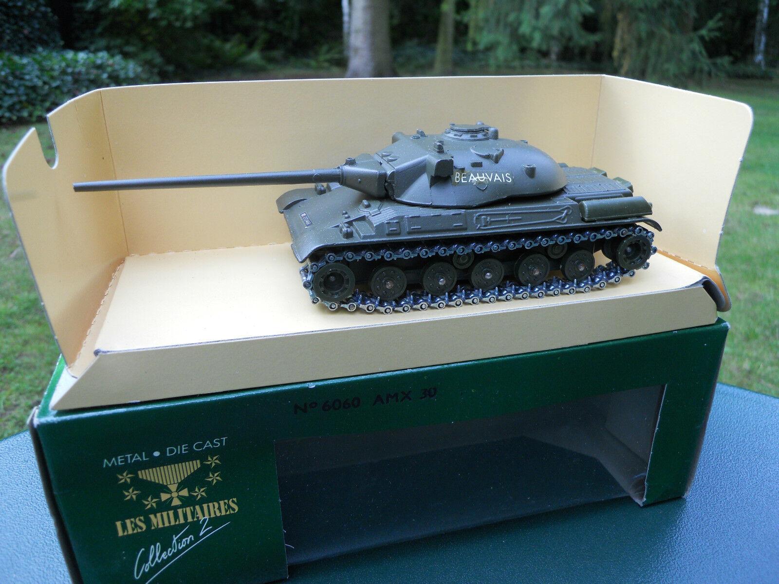 SOLIDO MILITAIRE CHAR AMX 30 B1