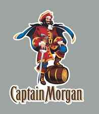 "4 pack of 2"" Captain Morgan Stickers Decal Toolbox Hard Hat Cell Phone Bar Tap"