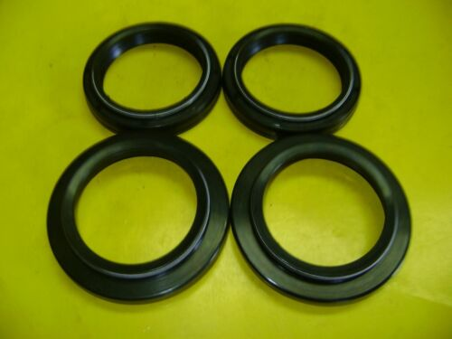 2 41X53.5X12 OS109 NMD RACING ALL FOUR FRONT FORK SEALS 41X53X8 /& 2
