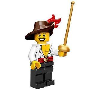 Lego-Figurine-serie-12-Swashbuckler-71007