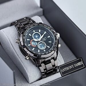 Christmas Sale Anthony James Designer WatchBrand NewBoxTag amp WarrantySRP440 - <span itemprop=availableAtOrFrom>Chichester, West Sussex, United Kingdom</span> - Returns accepted - Chichester, West Sussex, United Kingdom