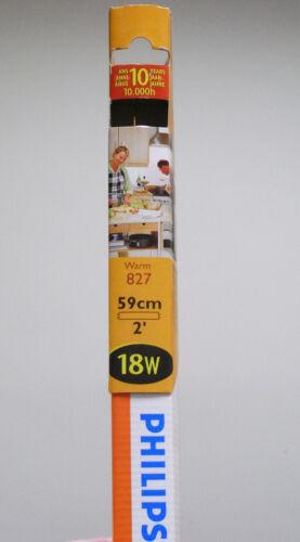 Philips Leuchtstoffröhre TL-D 18W//827 G13  2700K 1350Lumen Warmweiß